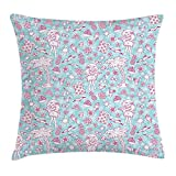 Best Friend Shirts Matchings - MLNHY Hawaii Throw Pillow Cushion Cover, Tropic Doodle Review