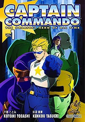 Captain Commando Volume 1