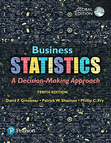Business Statistics, Global Edition por David F. Groebner