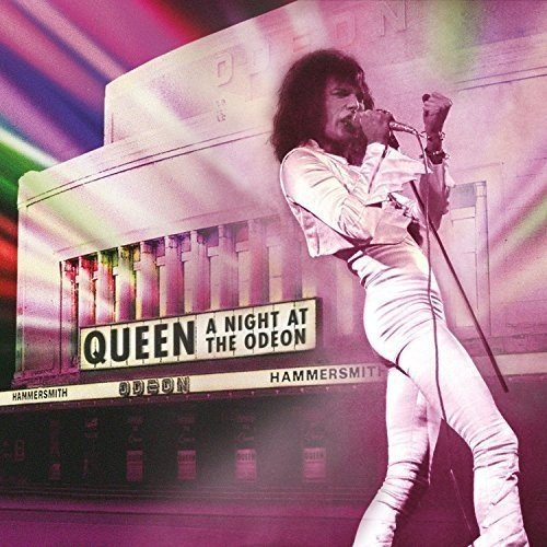 A Night At The Odeon - Hammersmith 1975 (Limited Deluxe Version) (CD + SD Bluray) (Münze 1975)