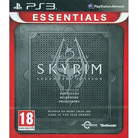 The Elder Scrolls V : Skyrim - Édition Legendary [Importación Francesa]