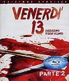 Locandina Venerdi' 13 Parte 2 - L'Assassino Ti Siede Accanto (Special Edition)