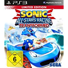 Sonic & All-Stars Racing : Transformed - limited edition [import allemand]