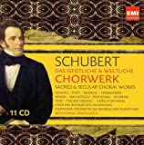Schubert : Oeuvres Chorales (Coffret 11 CD)