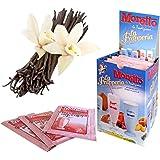 Frappè MORETTO - gusto VANIGLIA - 1 scatola con 12 bustine monodose da 25 g