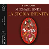La storia infinita letto da Gino La Monica. Audiolibro. 2 CD Audio formato MP3