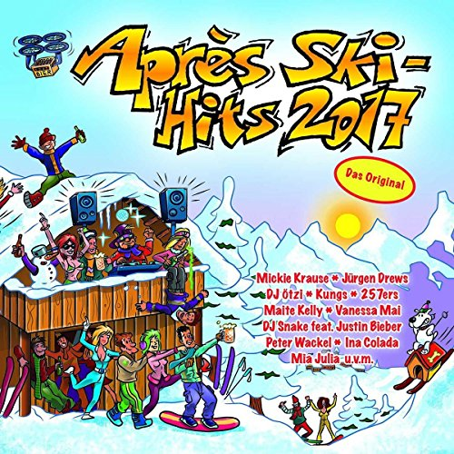 Preisvergleich Produktbild Apres Ski Hits 2017