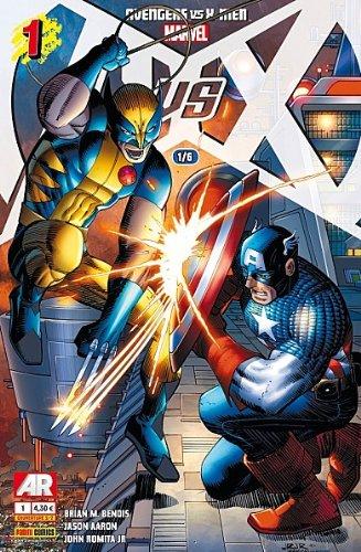 Avengers vs X-Men, Tome 1
