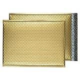 Purely Packaging mtmg450C3450x 324mm Blake schälen und Seal Umschlag–Metallic Gold (50Stück)