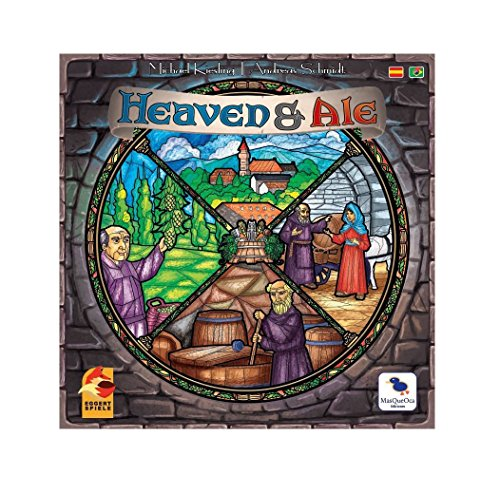 Heaven and Ale - Cielo y Cerveza