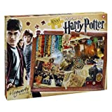 HARRY POTTER Welt Hogwarts 1000pc Puzzle