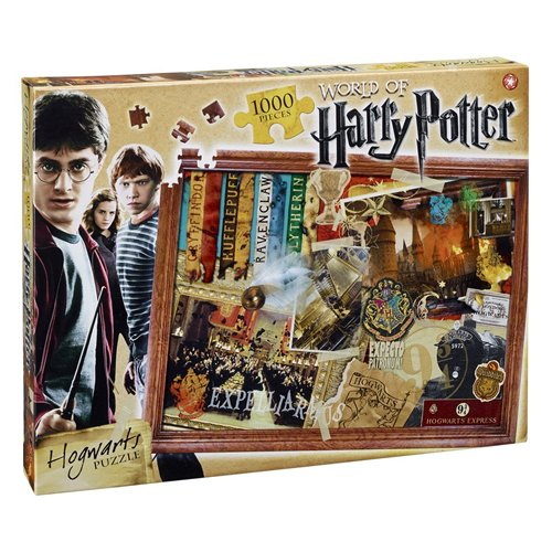 HARRY POTTER - Puzzle de 1000 piezas (Winning Moves 22576)