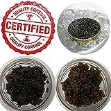 Kaviar 3 x 1 Unze Top Seller (Beluga, Osietra, Imperial Caviar) 2 Perlmuttlöffel GRATIS
