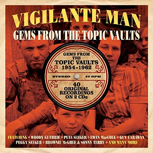 Vigilante Man  Topic Records Story
