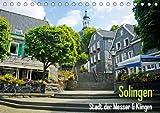 Stadt der Messer & Klingen: Solingen (Tischkalender 2014 DIN A5 quer): An der Wupper (Tischkalender, 14 Seiten)