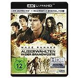 Maze Runner 2 - Die Auserwählten in der Brandwüste (+ 4K Ultra HD-Bluray) [Blu-ray]