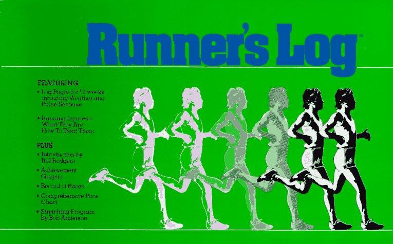 Runner's Log por Contemporary Books