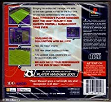 Alex Ferguson Player Manager, 2001 (PlayStation)