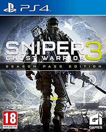 Sniper: Ghost Warrior 3 Season Pass Edition (PS4)