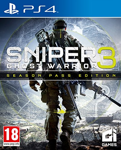 Sniper: Ghost Warrior 3 Season Pass Edition (PS4) (New)