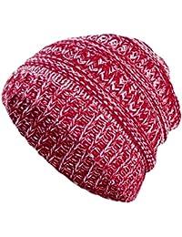 Balinco Señora Tejer Sombrero - Sombrero de Invierno de Punto (6a)