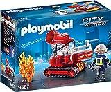 PLAYMOBIL 9467 Spielzeug - Feuerwehr-Löschroboter