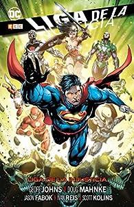 Liga de la Justicia: Liga de la Injusticia par Geoff Johns