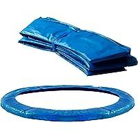 Monzana Trampolin Randabdeckung Federabdeckung | 30cm breit | 15mm dick |100% UV-beständig | reißfest | Ø 244/305/366/426 cm