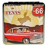 Immerschön Zigaretten-Etui Route 66 Texas für 18-20 Zigaretten