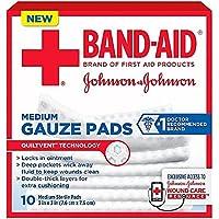 Johnson Johnson & Johnson Pflaster Erste Hilfe Gaze PADS 7,6x 7,6cm je 10 preisvergleich bei billige-tabletten.eu