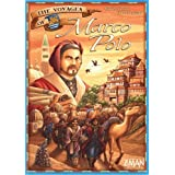 The Voyages Of Marco Polo - Board Game