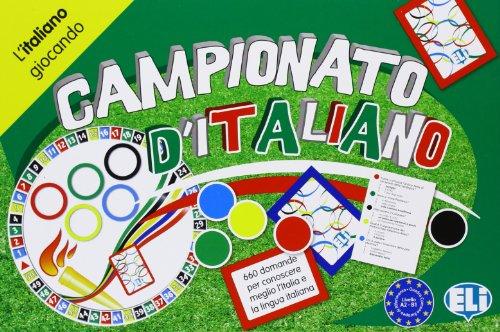 Campionato d'italiano (Giochi didattici)