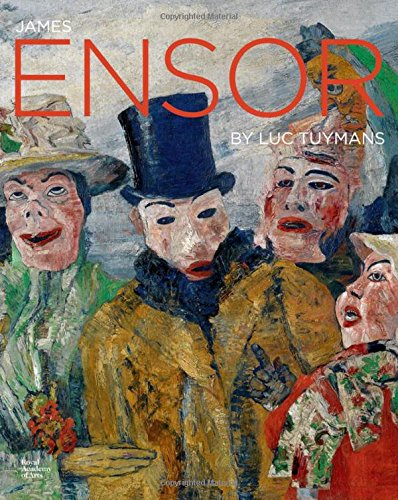 James Ensor Cover Image