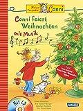 Conni Musicalbuch: Conni feiert Weihnachten mit Musik: Buch mit CD