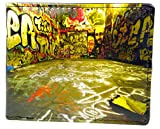 Shagwear Herren Geldbörse, Mens Wallet Designs: (Graffiti/Graffiti)