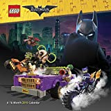 The Lego Batman Movie 2019 Calendar