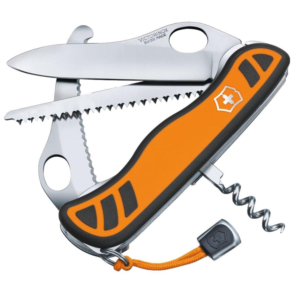 Victorinox THunter XT Grip, orange/schwarz