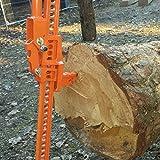 Forest Master fm3-lp 3toneladas elevador de registro Árbol Pusher eliminador de tocones granja Jack Jack de árbol Log mover