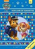 Paw Patrol - La Pat' Patrouille / Mon livre de gommettes 3+