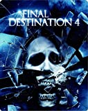 Final Destination 4 - Special Edition im Wende-Steelbook (inkl. 3D-Version des Films + vier 3-D Brillen) [Blu-ray]