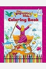 Beginners Bible Coloring Book (The Beginner's Bible) Paperback