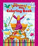 The Beginner's Bible Coloring Book