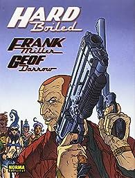 Hard Boiled par Frank Miller