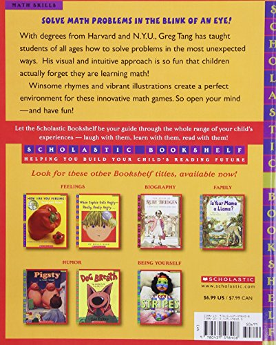 The Grapes of Math (Scholastic Bookshelf)