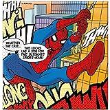 Êltimo Spiderman editorial Arte Pack, de dos capas de papel Servilletas 33x33cm