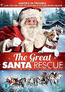 The Great Santa Rescue [DVD]