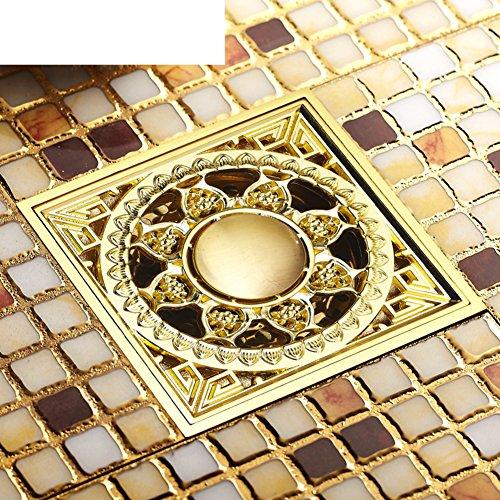 golden-noyau-de-cuivre-et-resistant-aux-odeurs-etage-de-drain-granite-drain-de-plancher-sous-la-douc