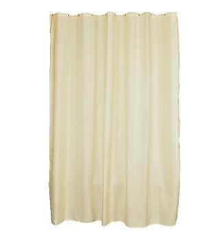 hua fuge gelb bad dusche vorhang dicken polyester stoff wasserdicht mehltau mehr gre - Stoff Vorhang Dusche