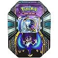 "Pokemon ""Legends of Alola GX Tin"" Card Game - Lunala Tin"