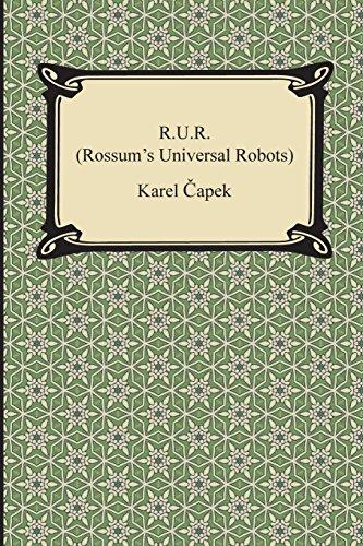 Buchseite und Rezensionen zu 'R.U.R. (Rossum's Universal Robots)' von Karel Capek